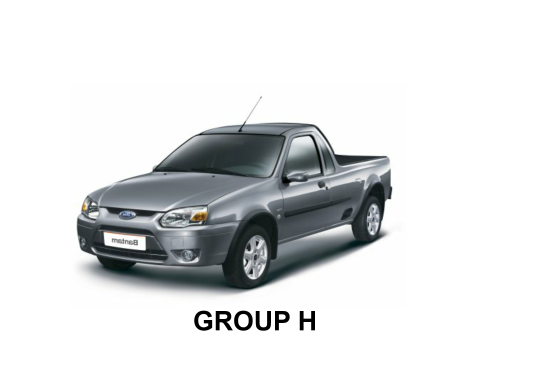Group H - Modern Fleet